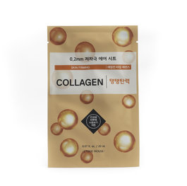 Etude House Therapy Air Mask #Collagen - корейска маска за лице с колаген