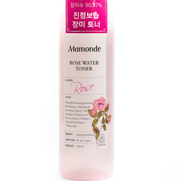 Mamonde Rose Water Toner, розова вода