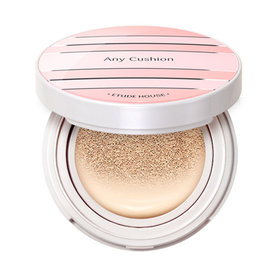 Etude House - Фон дьо тен (къшън) -  Any Cushion All Day Perfect Refill SPF50+PA+++