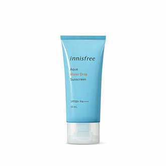 innisfree - Aqua UV Protrction Cream Water Drop SPF 50+ PA+++, слънчезащитен крем за лице