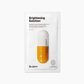 Dr. Jart+ Dermask Micro Jet Brightening Solution, озаряваща маска за лице