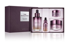 [Missha] Time Revolution Night Repair Special Set