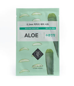 Etude House Therapy Air Mask #Aloe - корейска маска за лице с екстракт от алое