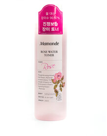 [Mamonde] Rose Water Toner, Tоник за лице с розова вода