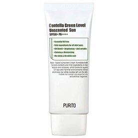 [PURITO] Centella Green Level Unscented Sun, слънцезащитен крем, 60 ml