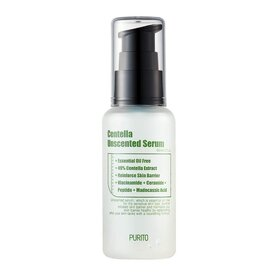 PURITO Centella Unscented Serum, серум за лице с азиатска центела и пептиди
