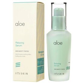 It's Skin Aloe Relaxig Serum, успокояващ серум за лице с алое