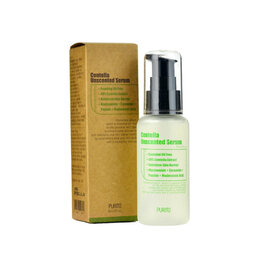 PURITO - Centella Unscented Serum, серум за лице с азиатска центела